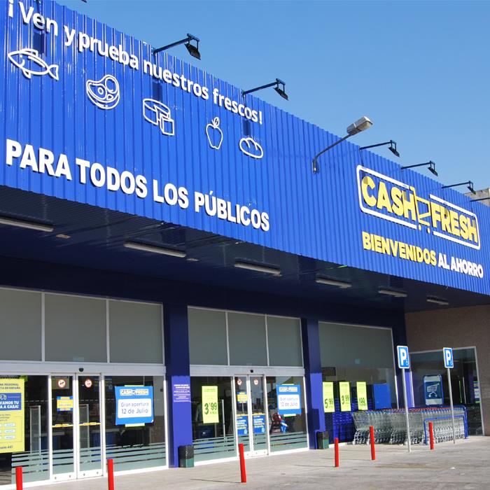 Cash Fresh de San José de la Rinconada