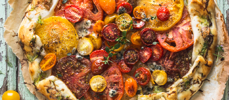 Recetas diferentes con tomate